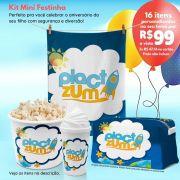 Kit Mini Festinha No Seu Tema