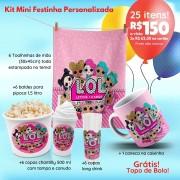 Mini Festinha Lol Suprise Personalizada