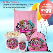 Kit Mini Festinha LOL Surprise