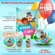 Mini Festinha Mundo Bita Personalizada