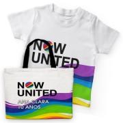 Kit Passeio Festa Now United Lembrancinha Kit com 15