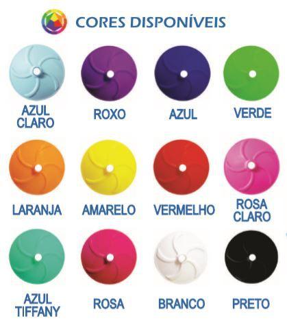 20 Kits Bolsinhas de Nylon + Copos Tampa Canudo 500ml  - PLACT ZUM