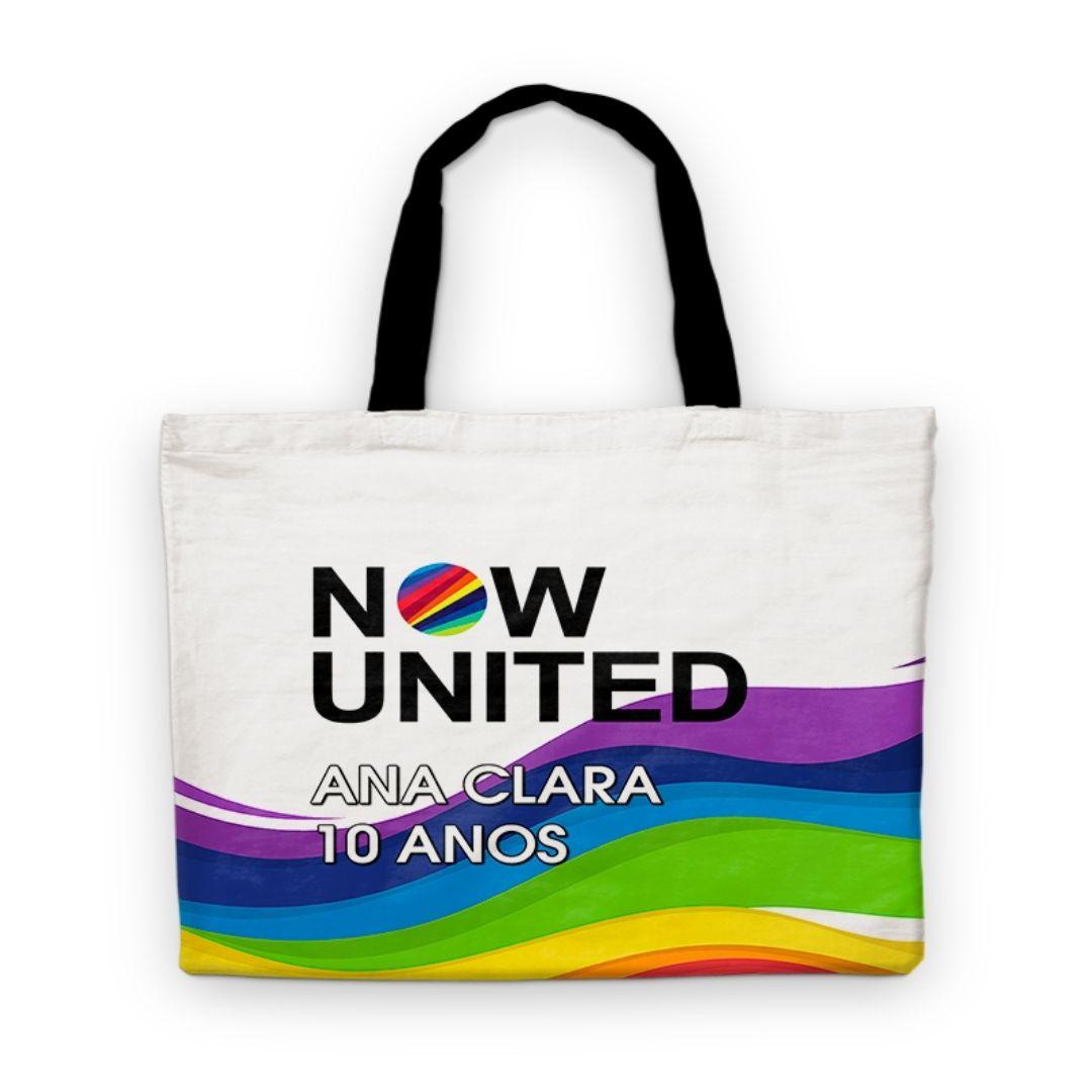Bolsa Festa Now United Lembrancinha Kit com 35  - PLACT ZUM