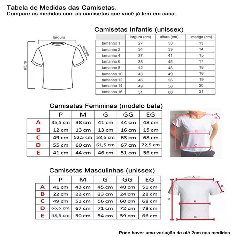 Camiseta Infantil Festa Magali Lembrancinha Kit com 20  - PLACT ZUM