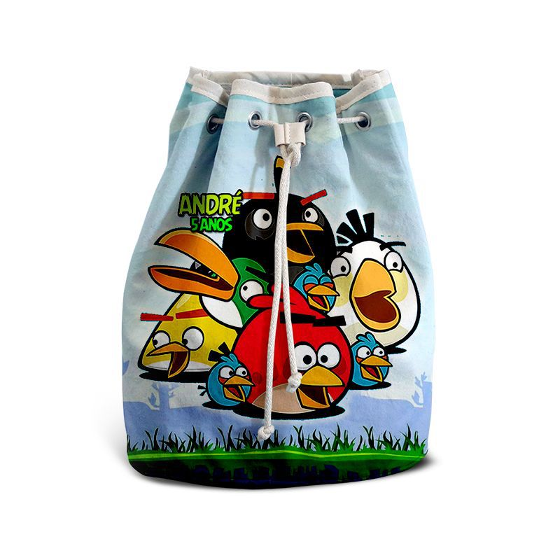 KIT FESTA ANGRY BIRDS  - PLACT ZUM