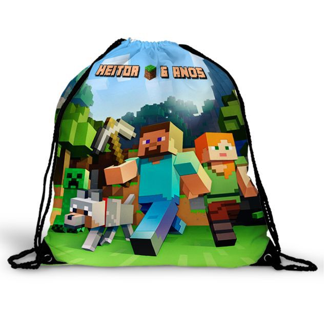 KIT FESTA MINECRAFT - PLACT ZUM