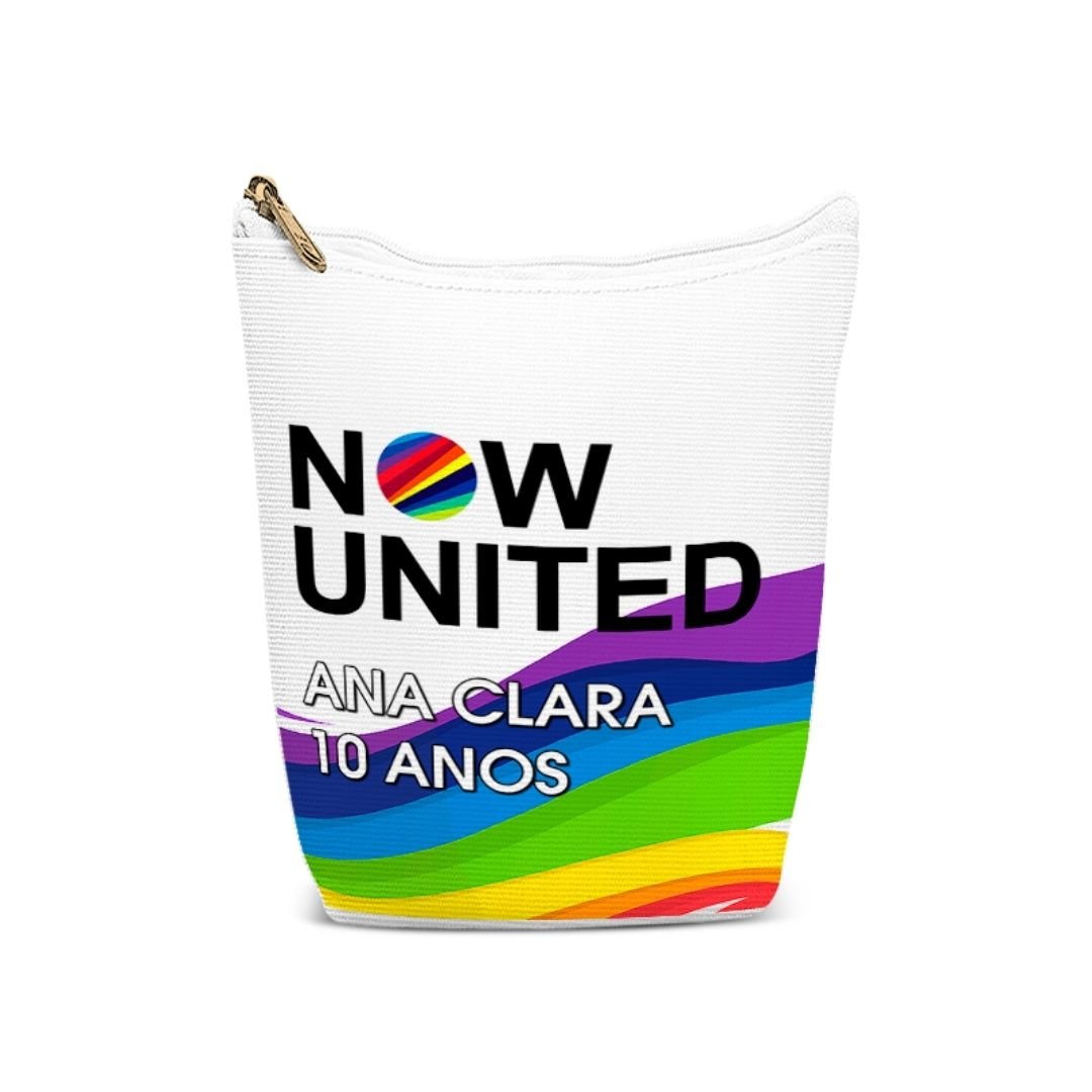 Porta Objetos Festa Now United Lembrancinha Kit com 20  - PLACT ZUM