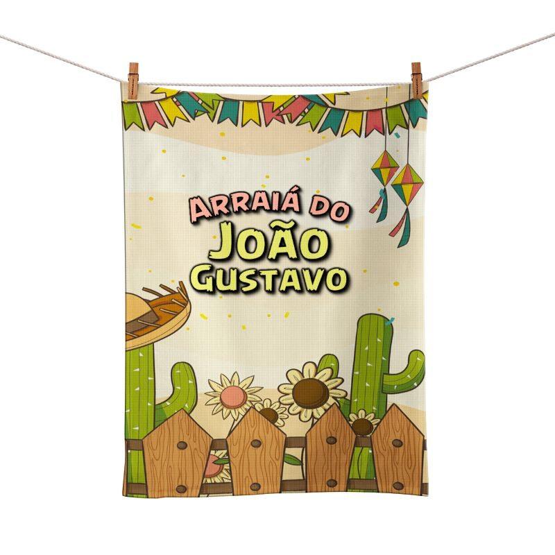 Toalhinha de Mão Festa Festa Junina Lembrancinha  - PLACT ZUM