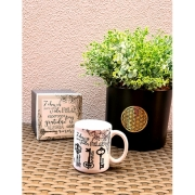 Caneca 7 chaves