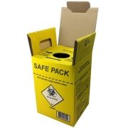 SAFE PACK 3 LITROS