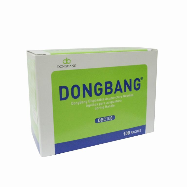 DONGBANG 0,30X40 C/100 AGULHAS