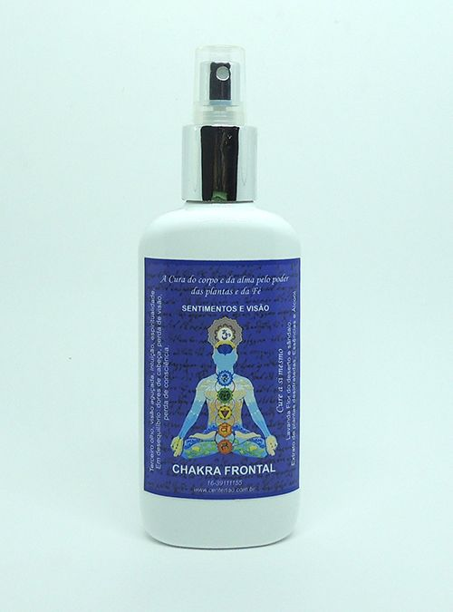 ELEMENTO CHAKRAS FRONTAL SPRAY