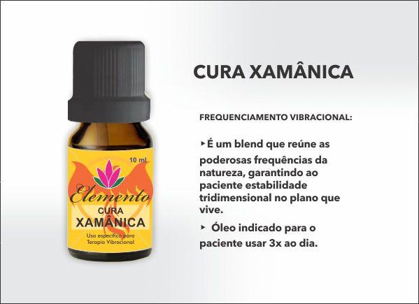 ELEMENTO CURA XAMANICA
