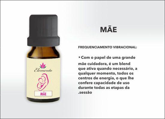 ELEMENTO MÃE ÓLEO