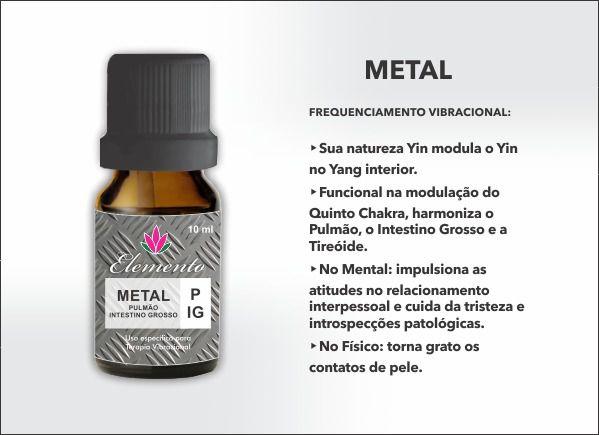 ELEMENTO METAL OLEO