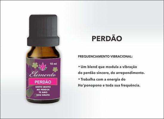 ELEMENTO PERDÃO