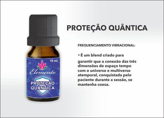 ELEMENTO PROTEÇÃO QUANTICA ÓLEO