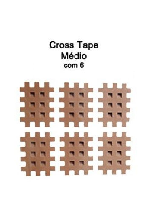 POWER CROSS TAPE MEDIA