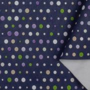 DOTS NAVY BLUE