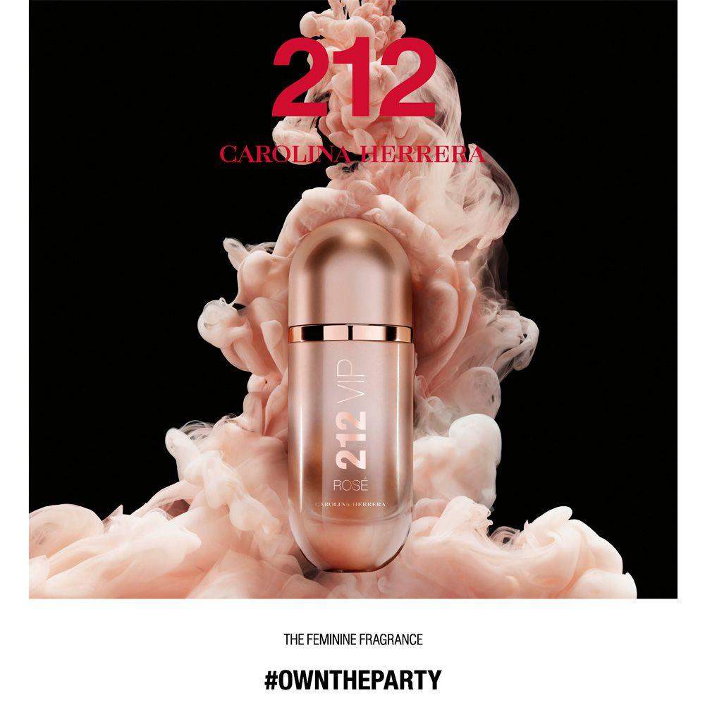 2687de223 Perfume 212 Vip Rosé Carolina Herrera Edp 30ml - Lumi Milu