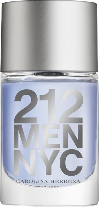46bf1dfe5 Perfume 212 Men Nyc Carolina Herrera Masculino Edt 30ml - Lumi Milu