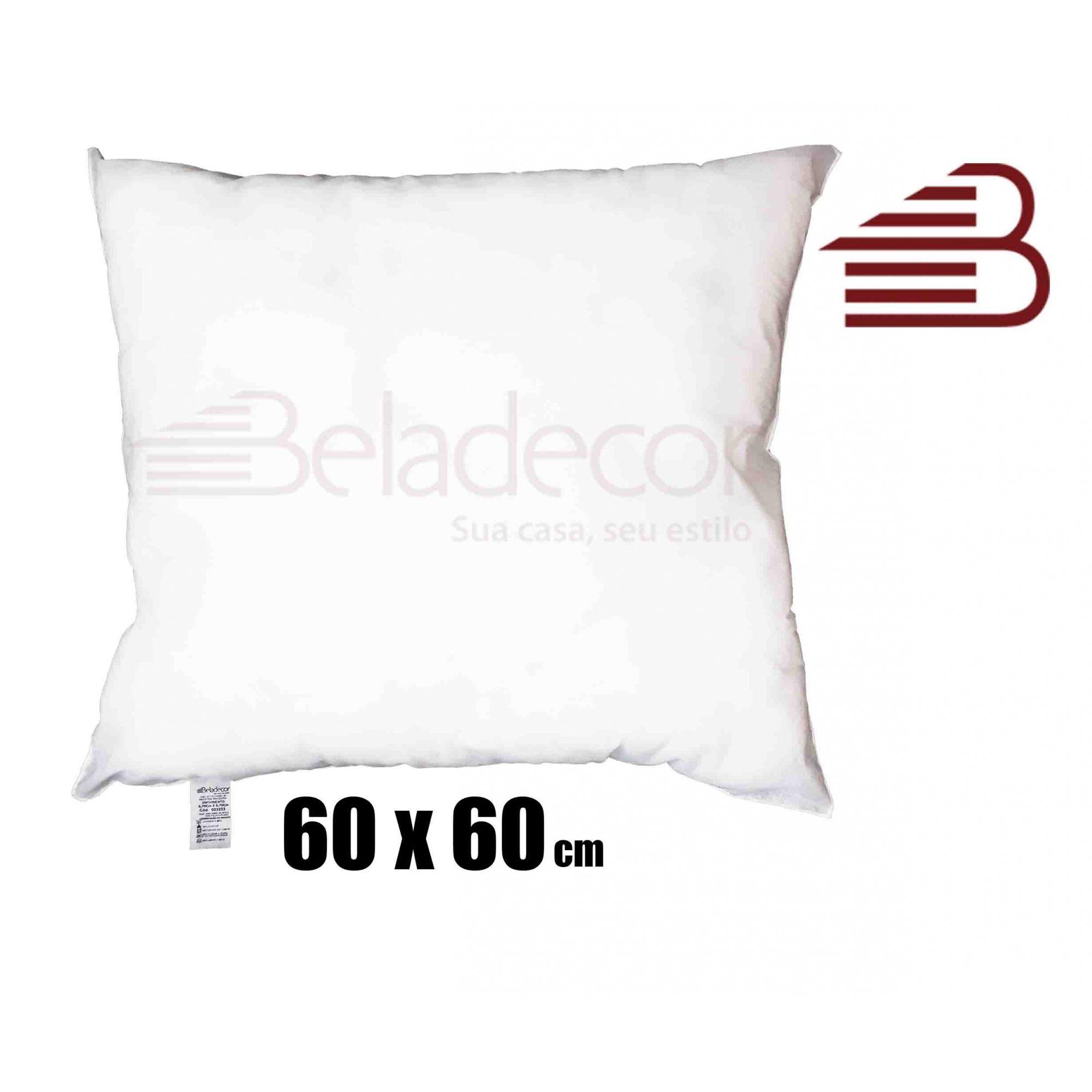 ENCHIMENTO DE ALMOFADA BELADECOR 60CM X 60CM