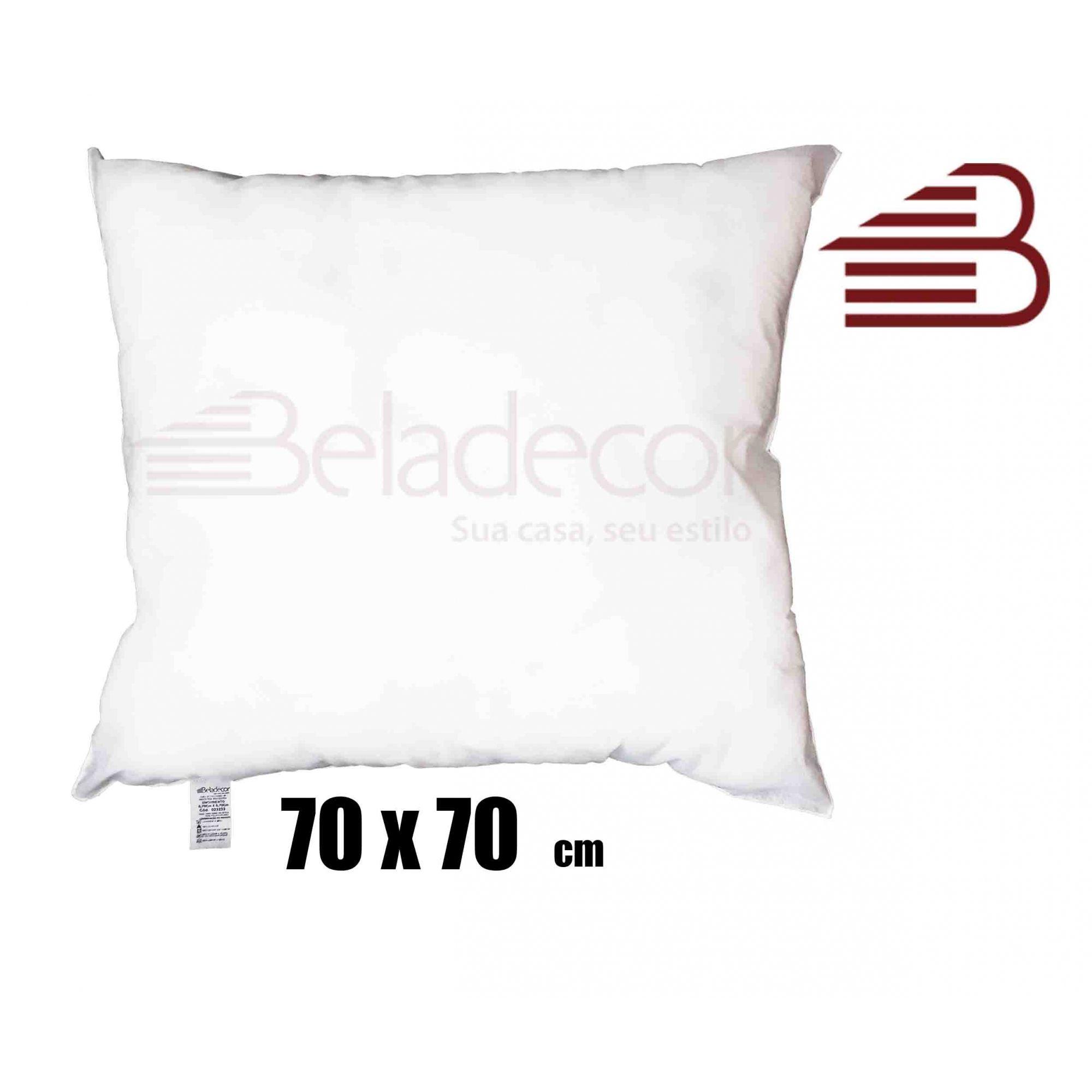 ENCHIMENTO DE ALMOFADA BELADECOR 70CM X 70CM