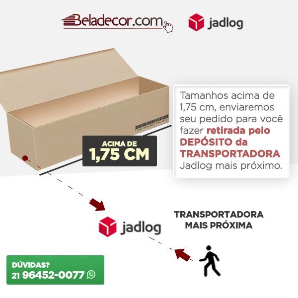 TRILHO SUIÇO MAX 2 VIAS EXTRALARGO