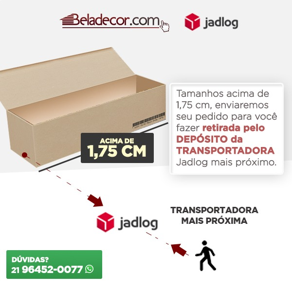 TRILHO SUIÇO MAX 3 VIAS