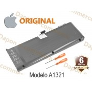 "Bateria Original Apple Modelo A1321 para MacBook Pro 15"" 2010/a1286"
