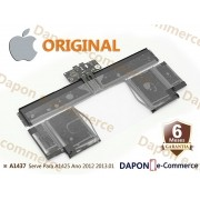"Bateria Original Apple Modelo A1437 para MacBook Pro 13"" Retina A1425 (Late 2012 - Early 2013)"