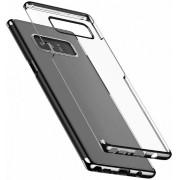 Capa Borda Gliter Para Samsung Galaxy Note 8