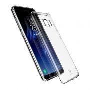 Capa Protetora Transparente Baseus Simple Series para Galaxy S8/S8 Plus