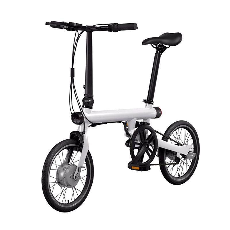 Bicicleta Elétrica Dobrável Xiaomi Qicycle