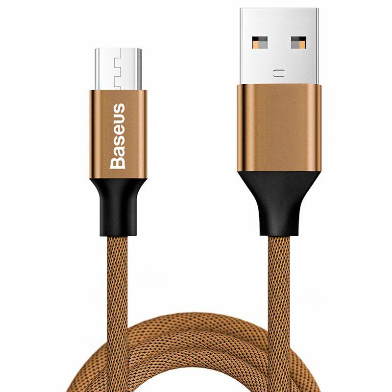 Cabo Micro USB Baseus Yiven 2A e 150CM