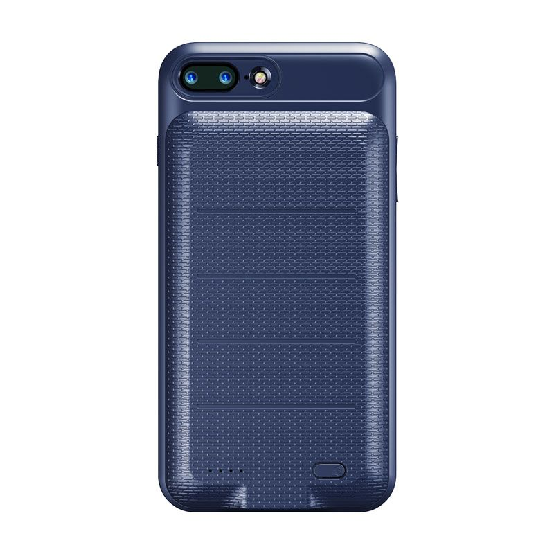 Capa Carregadora Baseus Ample 3650 mAh para iPhone 7 Plus e 8 Plus
