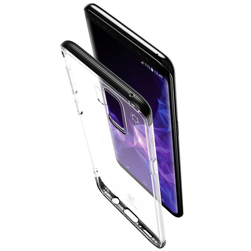 Capa Protetora Baseus Armor para Samsung S9 Plus