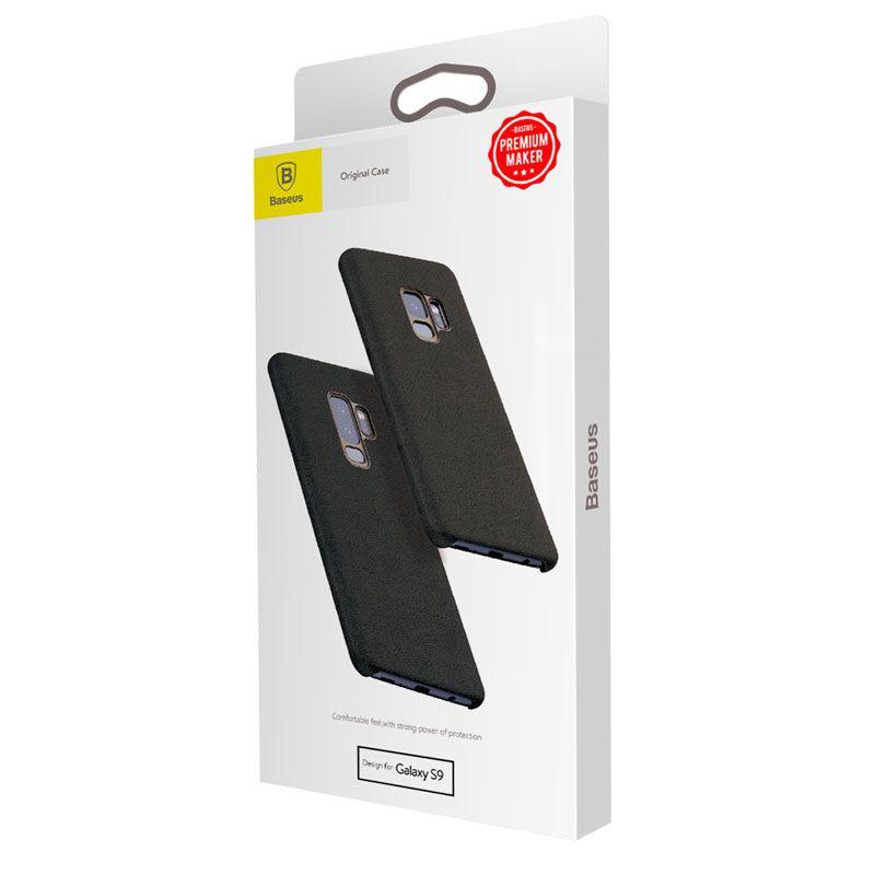 Capa Protetora Baseus Original para Samsung Galaxy S9 Plus