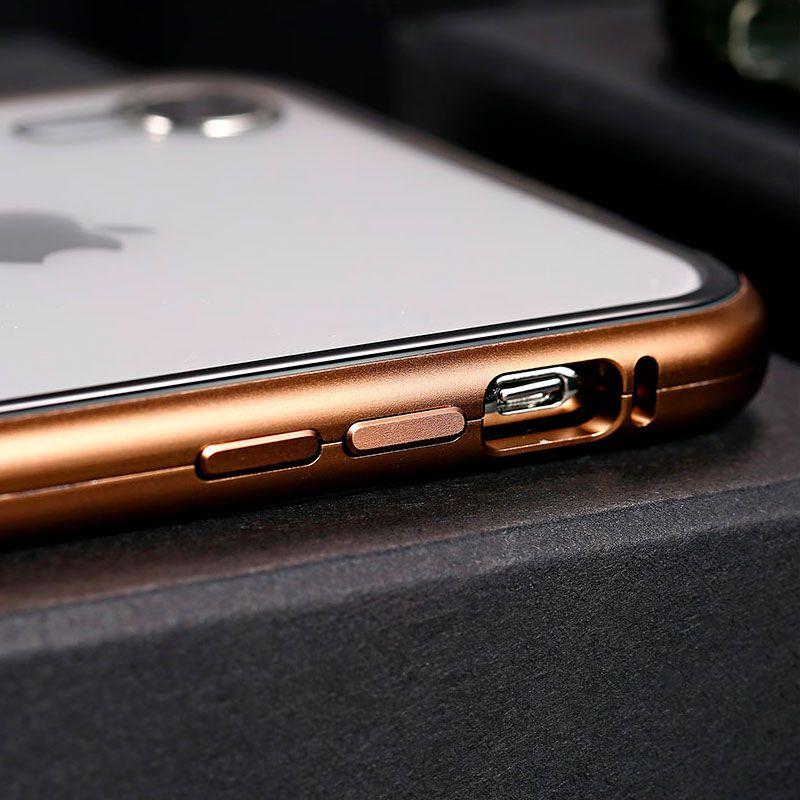 Capa Protetora Magnets Pro Remax para iPhone XR
