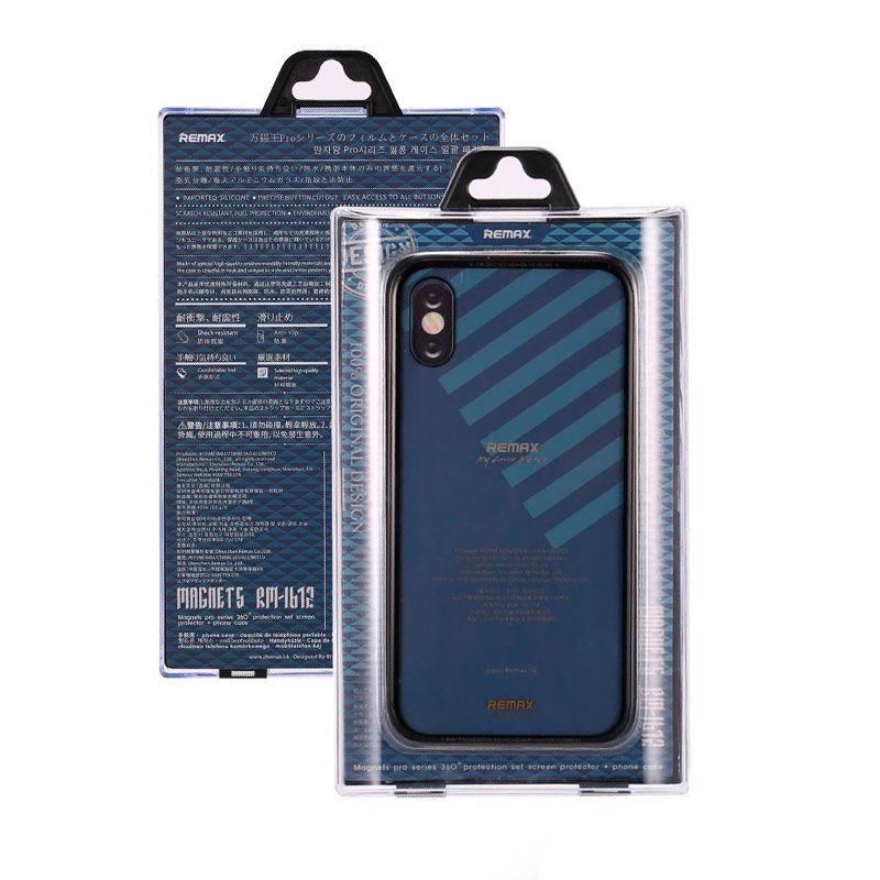 Capa Protetora Magnets Pro Remax para iPhone XS Max
