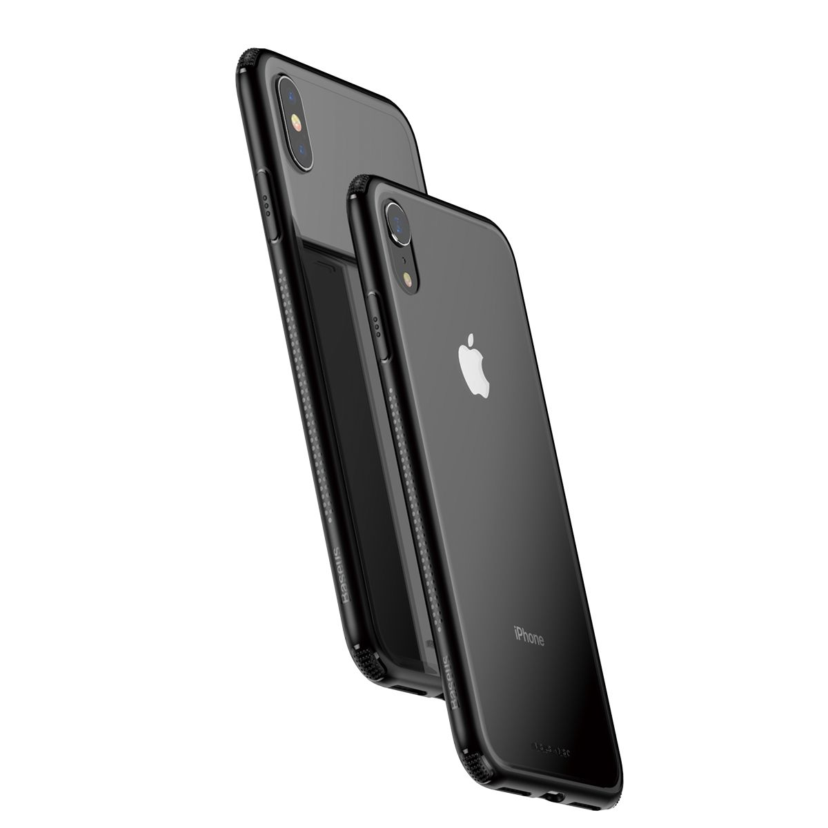 Capa Protetora Transparente para iPhone XS Baseus Glass