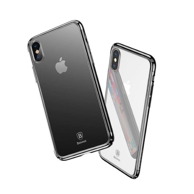 Capa Protetora Ultra Slim Baseus Minju para iPhone X
