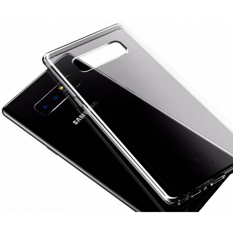Capa Baseus Simple Series Transparente para Samsung Galaxy Note 8