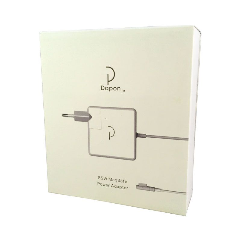 Carregador 85W MagSafe Dapon para Apple MacBook Pro 15 e 17 Polegadas