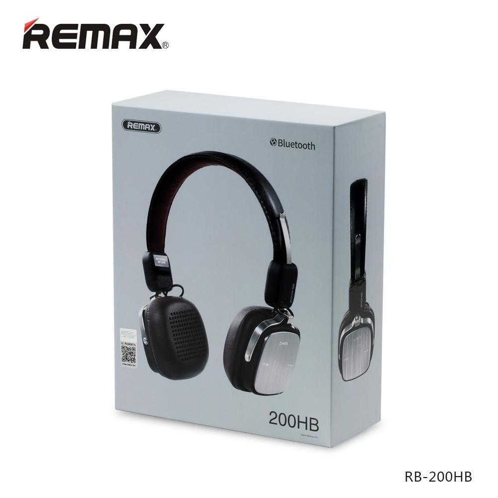 Fone de Ouvido Bluetooth Remax RB-200HB