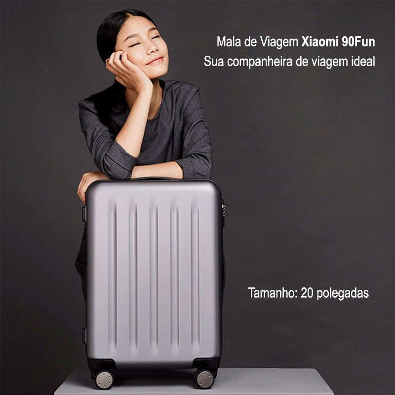Mala de Viagem Xiaomi 90 Minutos - 20 Polegadas
