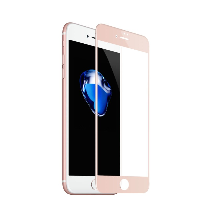 Película Protetora 3D Anti-Blue Vidro Temperado para iPhone 7/7 Plus