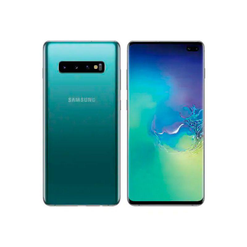 Smartphone Samsung S10 8GB RAM 128GB ROM Verde + Cartão 128GB