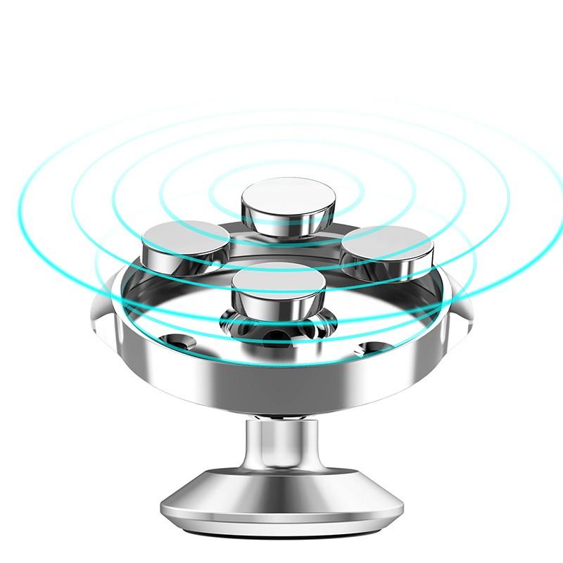 Suporte Magnético Adesivo 360º Baseus Small Ears (Tipo Vertical)