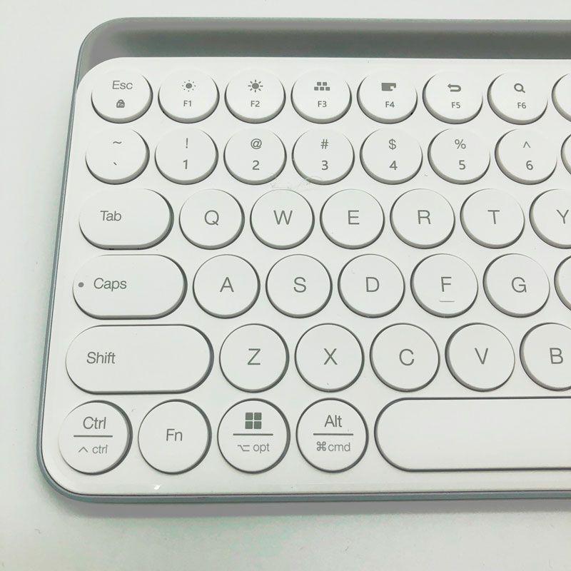 Teclado Sem Fio Connect MIIIW - Para Desktop e Celular